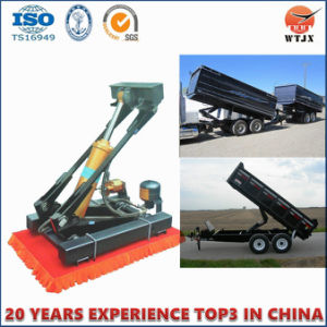 Common Used Hydraulic Cylinder for Tipper Truck pictures & photos