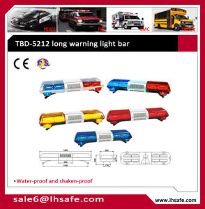 Rescue Truck Vehicle Warning Light Bar with Alarm (TBD5212) pictures & photos