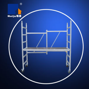 Aluminum Foldable Scaffold 0.9m pictures & photos