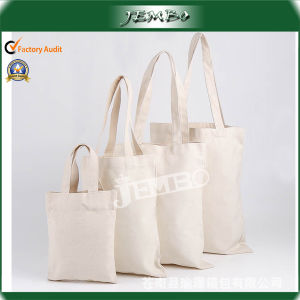 Customized Raw Material Cotton Bag with Handle pictures & photos