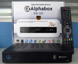 Digital HD Receiver Alphabox DVB-S2 Receiver pictures & photos