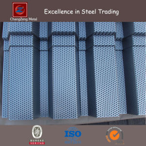 Stainless Steel Perforated Corrugated Plate (CZ-CP11) pictures & photos