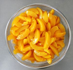 Delicious Sweet Canned Yellow Peach Sliced pictures & photos