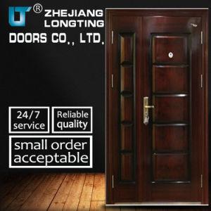 Beautiful Exterior Son-Mother Door (LTT-072-D) pictures & photos