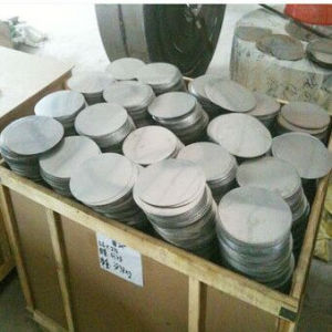 China High Quality 201 Cold Rolled Stainless Steel Polish Circle pictures & photos