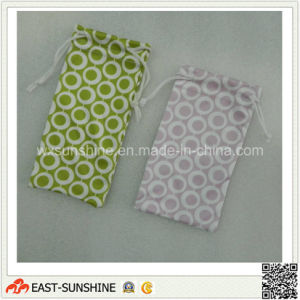 Custom Full Colors Digital Ptinted Microfiber Sunglasses Pouch (DH-MC0592) pictures & photos