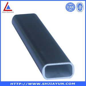 Aluminium Oval Pipe 6063 T5 pictures & photos