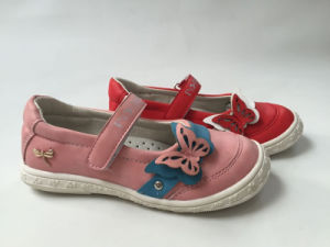 Little Girls Fashion Middle Dress Shoes