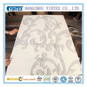 2016 100% Cotton Jacquard Fabricfor Hotel&Home Bed Sheet pictures & photos