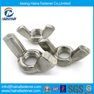 DIN315 Stainless Steel Wing Nuts (Stock) pictures & photos