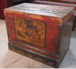 Chinese Antique Furniture Old Trunk pictures & photos