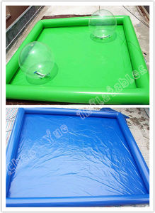 Commercial Grade Inflatable Swimming Water Pool for Water Game (CYPL-S413) pictures & photos