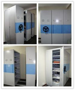 Office Mobile Filing Cabinet Systems pictures & photos