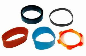 Custom Flexible Wide Rubber Band pictures & photos
