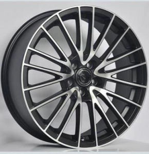 Replica for Audi Fit Car Alloy Wheel (F8625-5) pictures & photos