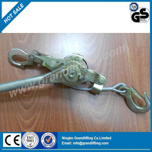 Double Gear Double Hook Hand Puller pictures & photos