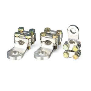 Wcjc Imported Brass Jointing Clamp Terminal Power Fitting pictures & photos