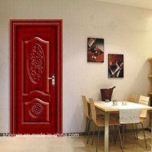 Security Steel Door for Entrance Interior (SX-5-1015) pictures & photos