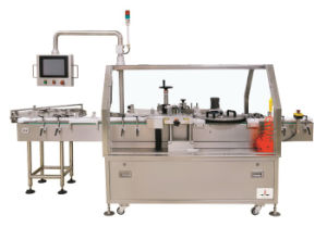 High Speed Vial Labeling Machine (with turn table) /Labeler