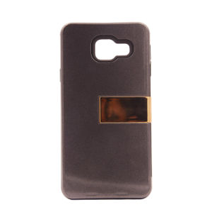 Second Generation 2 in 1 PC+TPU Cell Phone Case with Clip and Card Pockets (XSEH-002) pictures & photos