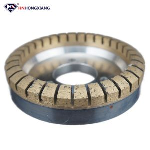 Metal Bond Diamond Cup Shaped Wheel for Glass Grinding pictures & photos