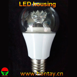 A60 7-9 Watt LED Bulb Housing with Different Lens pictures & photos
