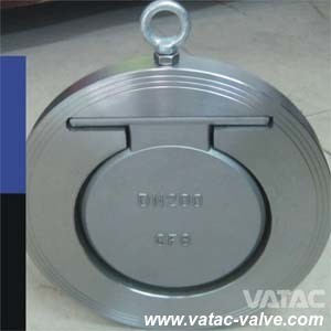 Stainless Steel Single Disc Wafer Swing Check Valve pictures & photos