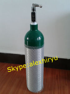 Medical Portable Aluminum Oxygen Cylinder pictures & photos