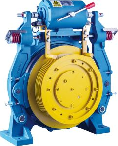 High Torque Elevator Gearless Traction Machine (WWTY 6) pictures & photos