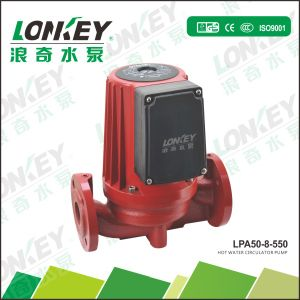 0.55kw Dn50mm Flange Style Hot Water Circulation Pump pictures & photos
