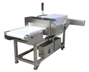 Check Ferrous Nonferrous Metal Detector for Food Industry pictures & photos