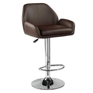 Modern Bar Stool Furniture Black PU Salon Master Chair (FS-B8253-1) pictures & photos