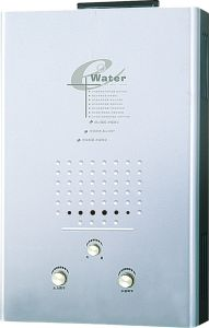 Flue Type Instant Gas Water Heater/Gas Geyser/Gas Boiler (SZ-RS-77) pictures & photos