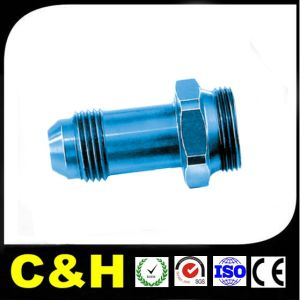 Aluminum Valve Parts CNC Machining