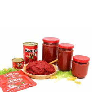 Tomato Paste in Glass Jar pictures & photos