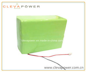 14.8V20ah Li-Polymer Battery Pack for DC Motors, Medical Equipment