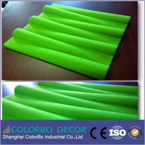 Polyester Acoustic Panel Home Decorative Acoustic Wall Panel pictures & photos