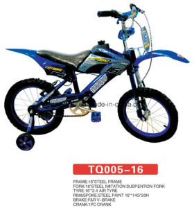 Children Bicycle with Motorstyle Design 12inch pictures & photos