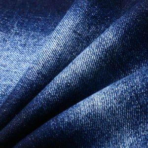 Cotton Polyester Spandex Denim Fabric for Jeans pictures & photos