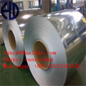 Hot Dipped Galvanized Steel Coil Price for Container Plate pictures & photos