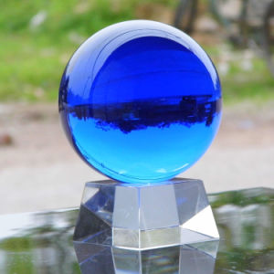 K9 60mm Clear Crystal Glass Ball for Decoration pictures & photos