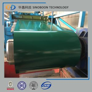 Prepainted Galvalume PPGL From China Factory with ISO9001 pictures & photos