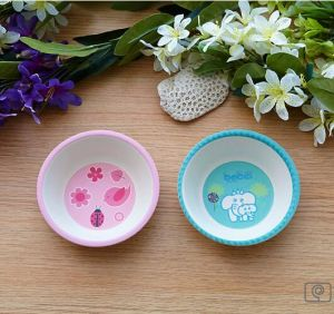 Bamboo Fiber Tableware/Kitchenware Printed Kid Bowl (BC-BP1001) pictures & photos
