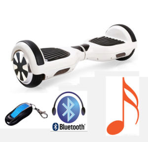 Smart Two Wheels Electric Hoverboard Standing