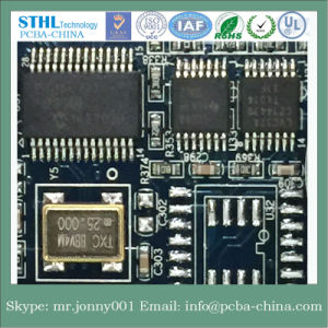 Rigid Multilayer Gold Immersion PCB with UL and RoHS pictures & photos