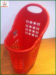 Newly Designed Supermarket Shopping Basket pictures & photos