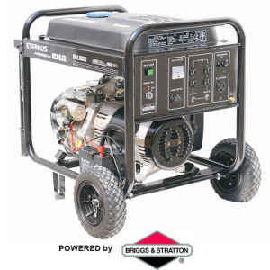 Key Start Gasoline Generator for Lobby (BK6500) pictures & photos