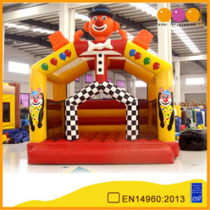 Clown Inflatable Jumping Bouncer for Kid (AQ219) pictures & photos
