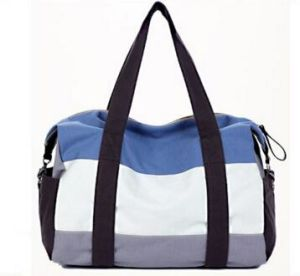 Gym Bag Canvas Gym Bag, Women Gym Bag Sh-16042260 pictures & photos