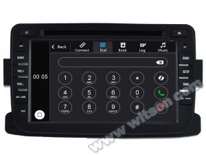 Witson Car DVD Player with GPS for Renault Duster (W2-D6787) pictures & photos